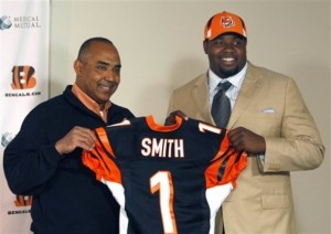 NFL Draft Bengals Football