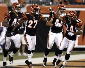 Colts Bengals Football
