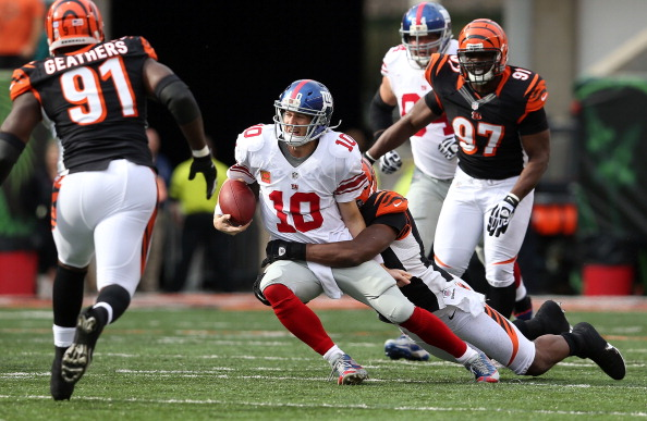 Can the Win Over the Giants Turn the Bengals Back Into Playoff …