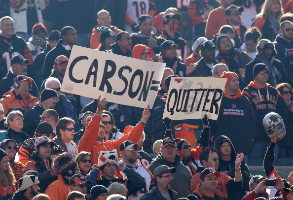 Photo Gallery of the Raiders Loss to the Bengals Sunday