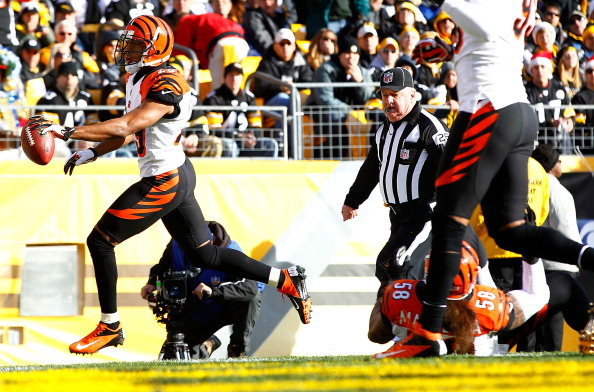 Fifth Quarter: Bengals 13, Steelers 10