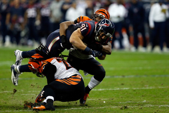 Repeat Defeat — Bengals Lose in Houston 19-13 For Second Straig…